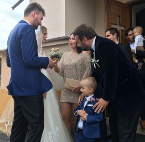 EXKLUZÍVNE FOTO Svadba u Michala Hudáka: Dobre sa zabávala aj známa televízna moderátorka