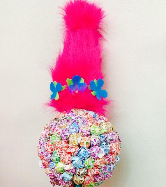 how to make christmas tree lollipops