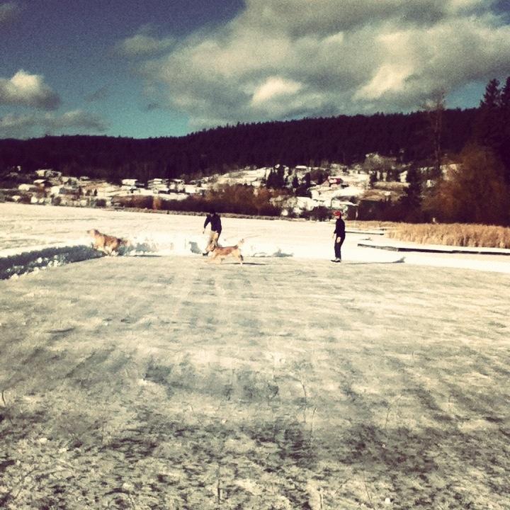 Pinantan Lake, Kamloops, British Columbia. Hands down, the BEST Winter Wonderland to hang out at during Christmas :)