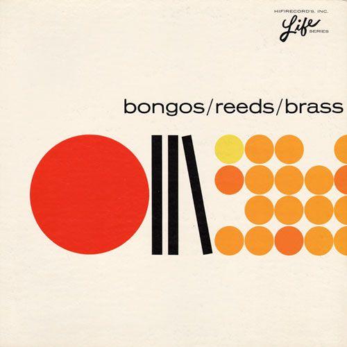 Bongos/Reeds/Brass (1960)  Project Thirty-Three