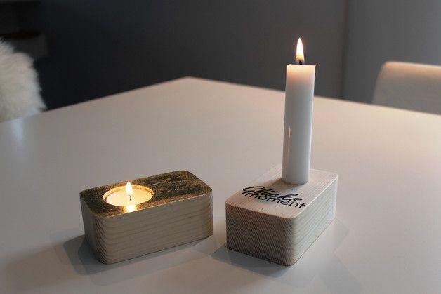 2inEINS-Kerzenleuchter