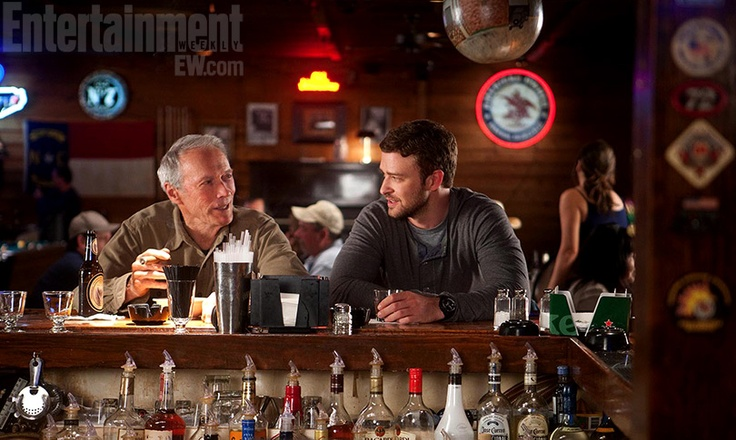 FIRST LOOK: Clint Eastwood back on screen in 'Trouble With the Curve' -- EXCLUSIVE