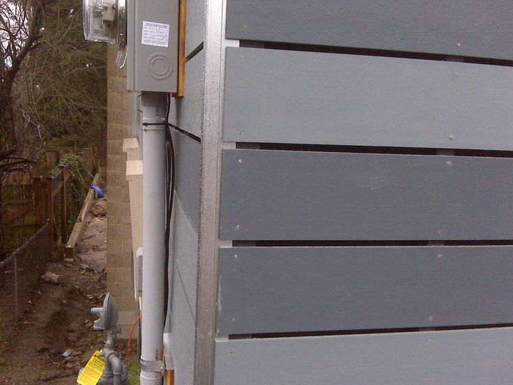 Hardie Cement Board Siding Container House Project