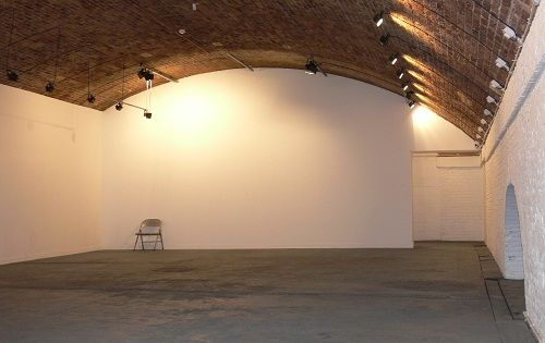 Hire Hoxton Arches In London - Unique Blank Space Venue In London - Gallery Venue For Hire In London.