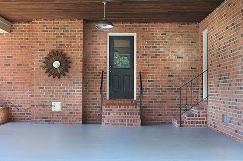25 Best Ideas About Painted Concrete Patios On Pinterest Painting Concrete Porch Stained