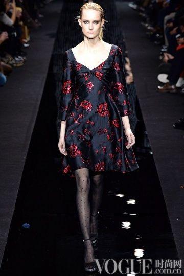Diane von Furstenberg2015年秋冬高级成衣时装秀发布图片500178