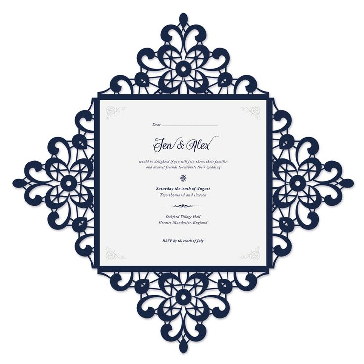 1000 ideas about laser cut invitation on pinterest for Final cut pro wedding templates