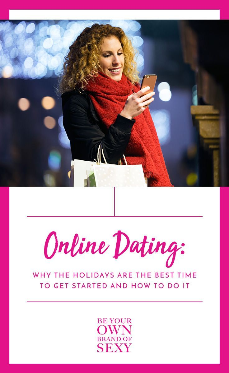busiest time of year for online dating
