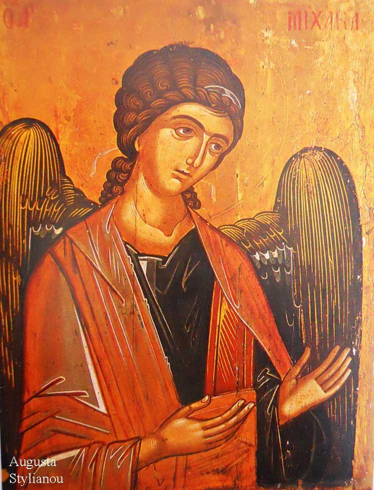 Archangel Michael , Theophanes the Cretan