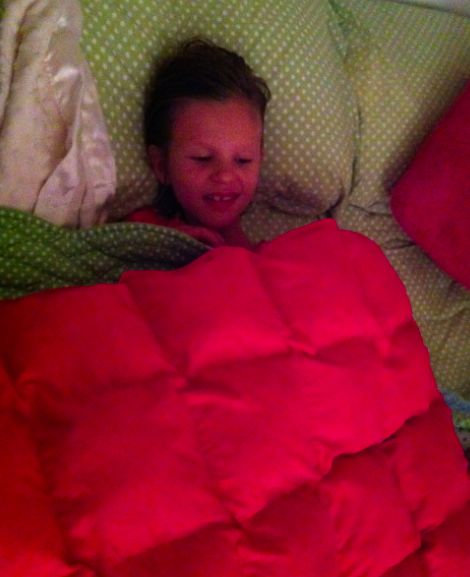 What's a weighted blanket? #Autism #ASD