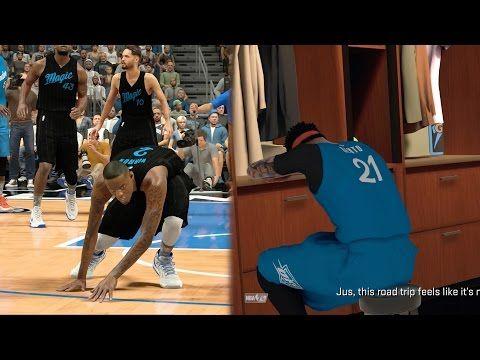 NBA 2K17 My Career gameplay OKC's big 3 = OK3! Should we do 2 games per episode?     ►SLAP that...