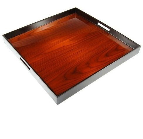 1000 images about wooden trays on pinterest for Decorative bathroom tray