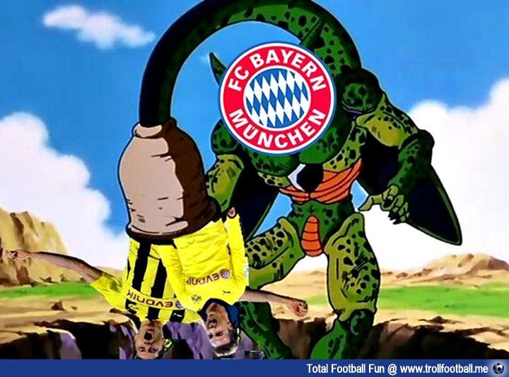 Bayern Munich sucking Dortmunds talent http://www.trollfootball.me/display.php?id=17170  #football #soccer #Trollfootball #BorussiaDortmund #BVB #Bayern #FCBayern