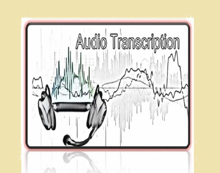 pratoshpaul: do all transcription related jobs for $5, on fiverr.com