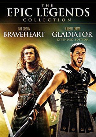 Epic Legends Collection (Braveheart, Gladiator)