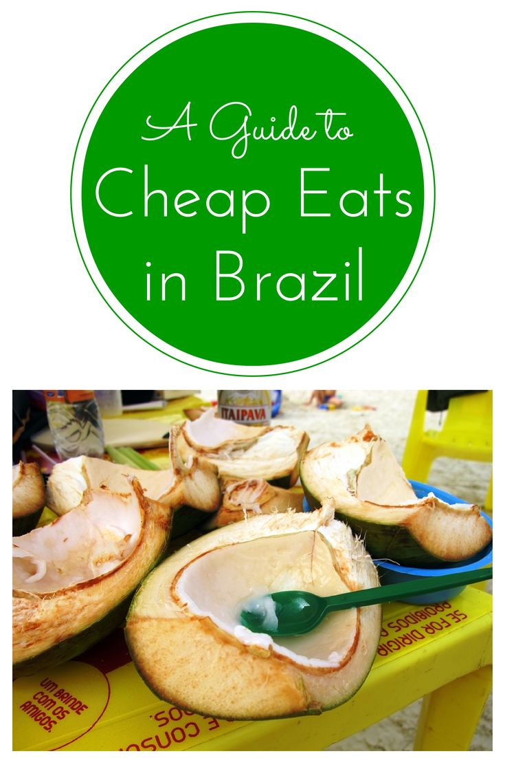 A guide to street food, fast food, and beach snacks in Brazil   This Is My Happiness.com