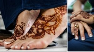 Henna la sposa