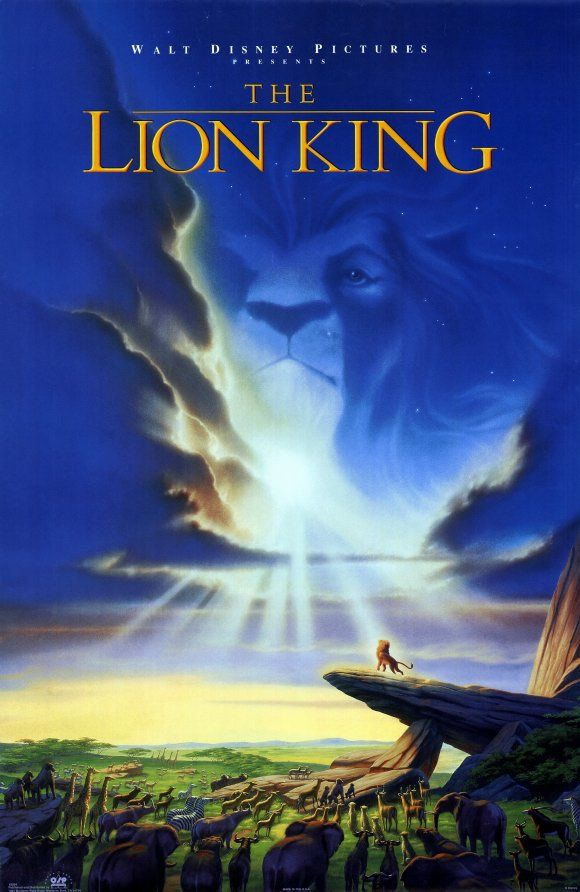 30 Day Disney Challenge, Day 1. Favourite Walt Disney Animated Studios Film: The Lion King. I love this film, it's epic and I break down in tears every time I see Mufasa's death.