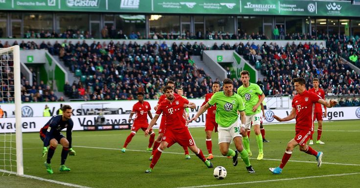 Preview: Bayern Munich pay a visit to Wolfsburg with an eye on Besiktas (updated!)