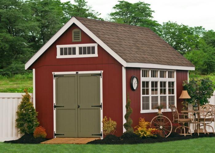 garden sheds for sale