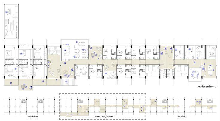 R*HUB MILANO - UP! - AAA Architetti Cercasi - Rogoredo - Santa Giulia - Milano