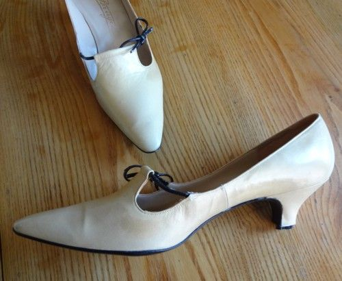 Andre Perugia early 60s shoes | The Vintage Traveler
