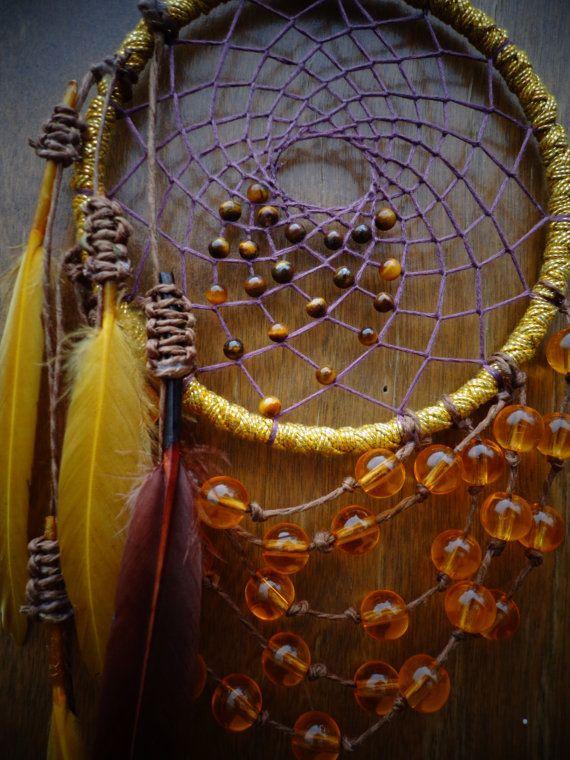 Sunkissed Dreamcatcher Native american inspired by Radishmebaby, $21.00 www.darickspears.com