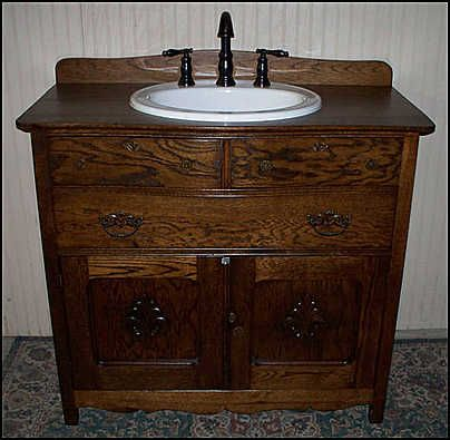 bathroom vanities on pinterest vintage dressers dresser bathroom