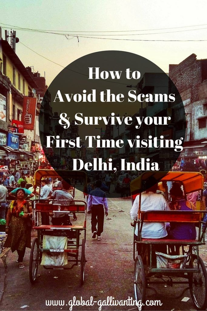 Delhi is where most people start their Indian adventure. Unfortunalety there are alot of scams in India's capital that travellers need to watch out for. Read this before you visit and learn how to avoid the scams and survive your first time visiting Delhi, India