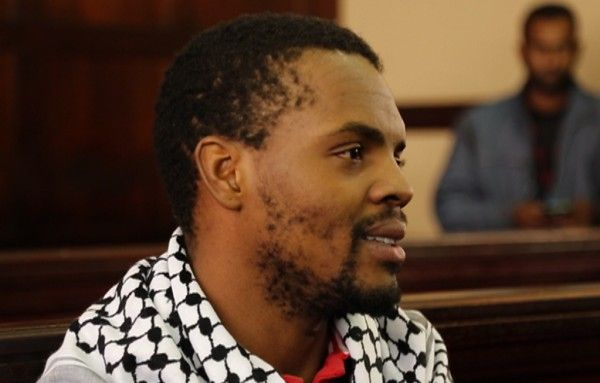 Gauteng province is paying the fees of arrested former Wits SRC leader Mcebo Dlamini.
