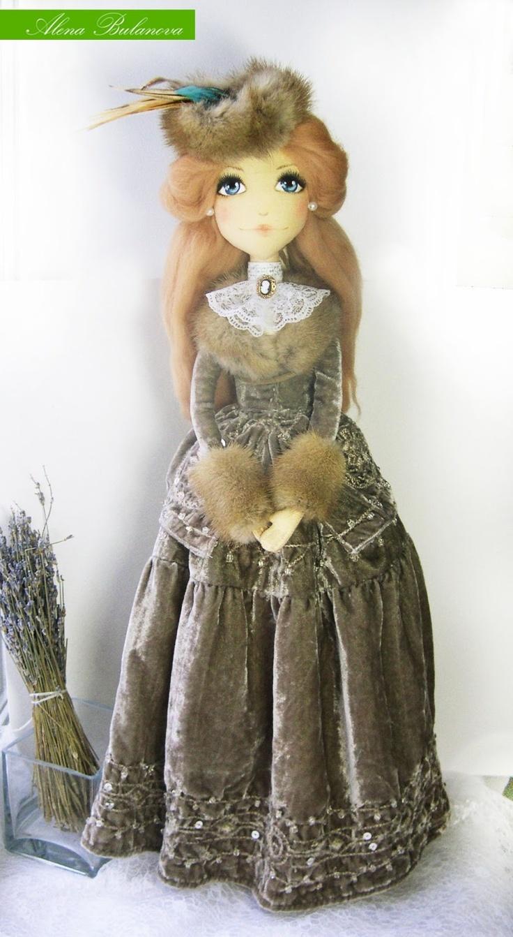 Alena Bulanova: My Fair Lady