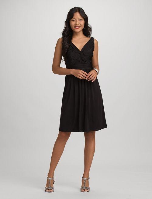 Misses | Dresses | Db RSVP™ | Db RSVP Knot Front Dress