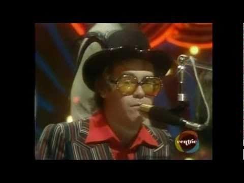 Elton John Philadelphia Freedom Live On Soul Train 1975