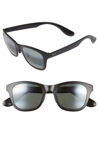 Maui Jim 'Hana Bay' 51mm PolarizedPlus2® Sunglasses available at #Nordstrom