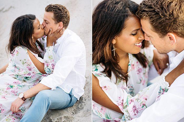 Verlobungsfotos mit Tipi Zelt | Friedatheres.com Julia Hofmann Fotografie