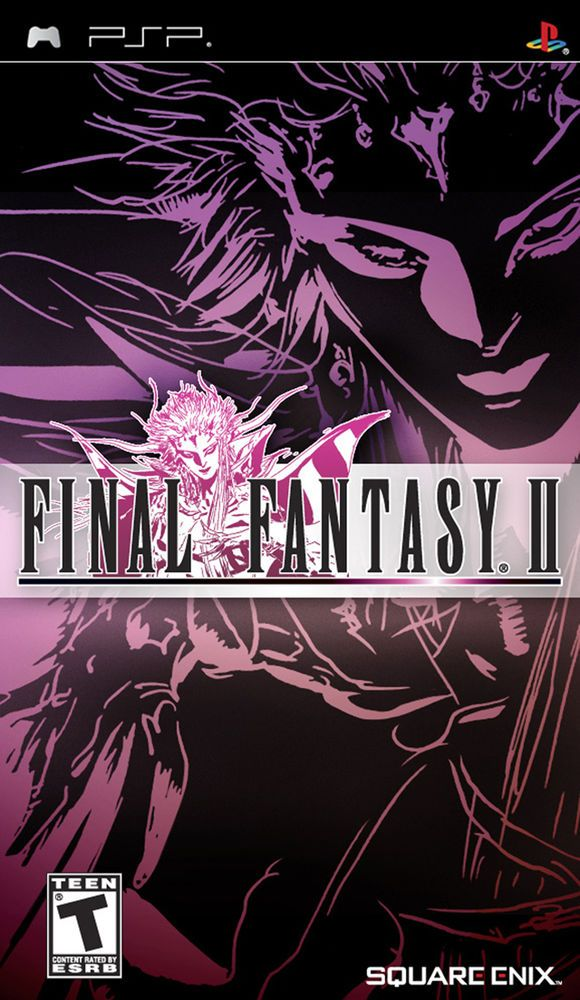 Final Fantasy II  (PlayStation Portable, PSP) By Square-Enix & Squaresoft NEW!