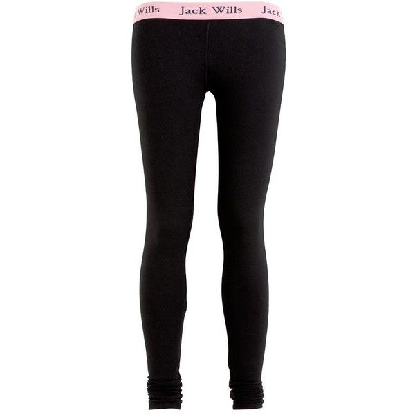 Jack Wills Amberstone Legging ($30) ❤ liked on Polyvore
