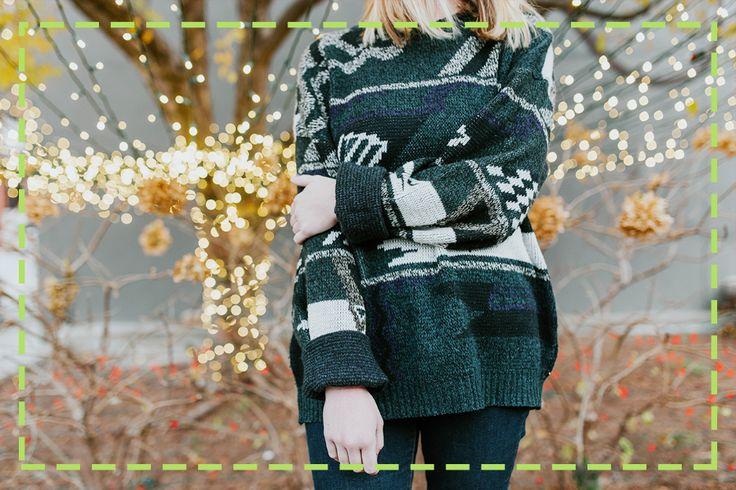 Zachowaj styl i ciepło jednocześnie – grubszy sweter to najlepsze rozwiązanie na mroźną pogodę!
