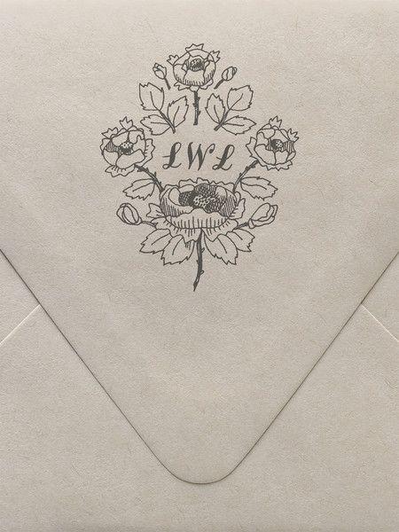 Custom handwriting paper napkins with logo