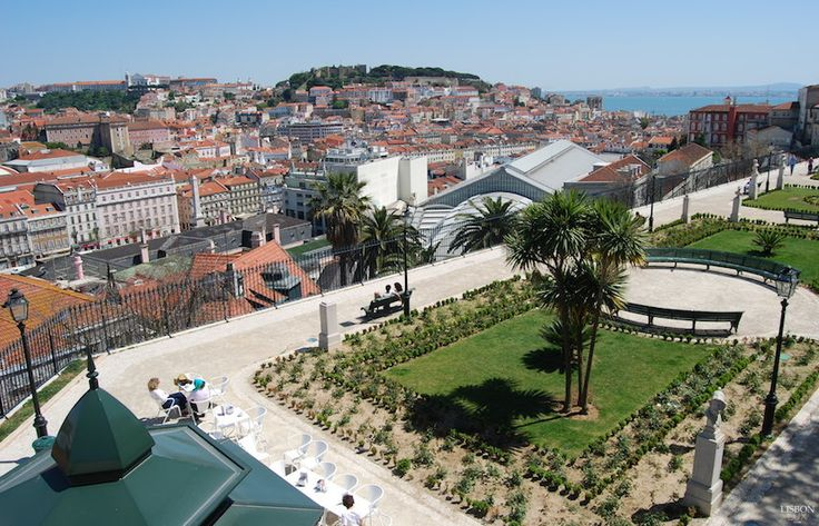 MIRADOUROS   Lisbon viewpoints   Os Miradouros de Lisboa