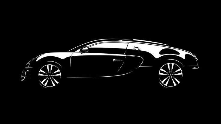 Image Result For Bugatti Veyron Silhouette Render Inspiration