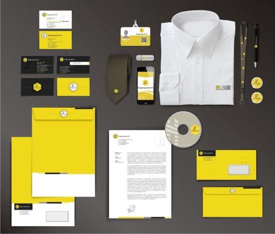 Targoncaportal corporate identity redesign