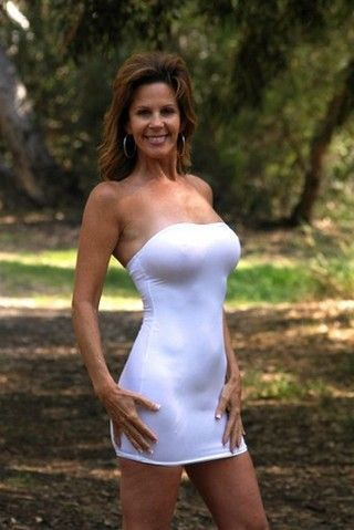 Tight Short Dress Mature 42