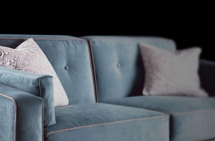 Slim Double Sofa Bed