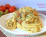 Spaghetti alla pantesca
