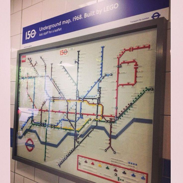 In Photos London Underground In The 1960s