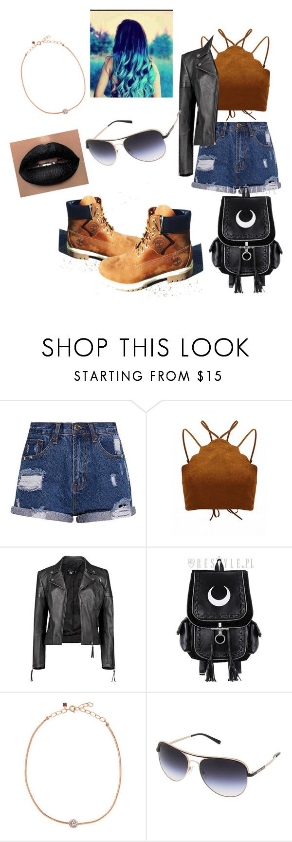 """""""Lunes otra vez"""" by hale-stilinski ❤ liked on Polyvore featuring Boohoo, Selim Mouzannar and Michael Kors"""