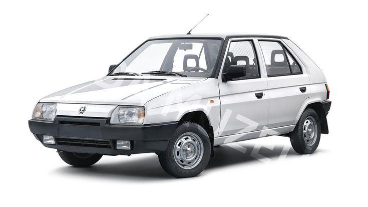 Škoda Favorit 136 L type 781 (1989-model year 1990)