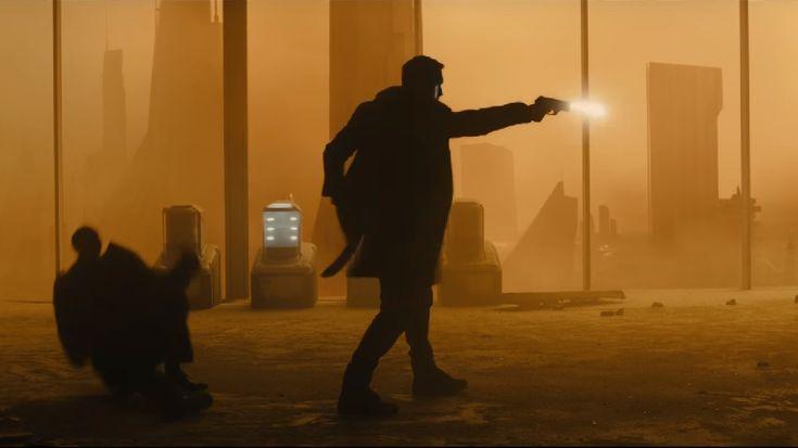 BLADE RUNNER 2049 Trailer Tease is Surprisingly Revealing | Nerdist