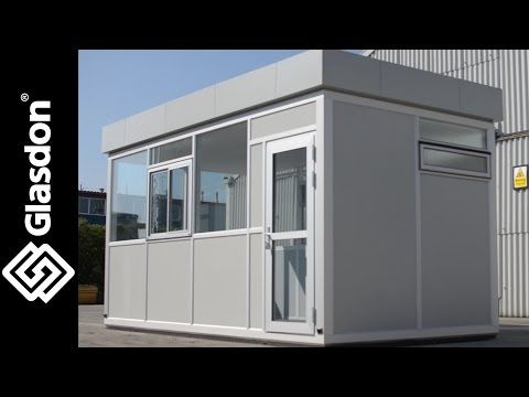 Glasdon UK | Consul™ Modular Building System - YouTube  https://uk.glasdon.com/consul-tm-modular-building-system/bypass